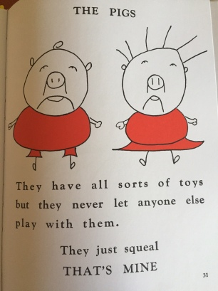 Pigs from MCBF