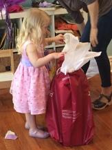 LJ opening stroller