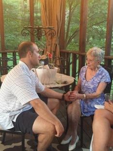 Mom and Jacob 6.16